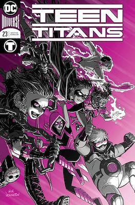 Teen Titans Vol. 6 (2016-) (Comic Book) #23