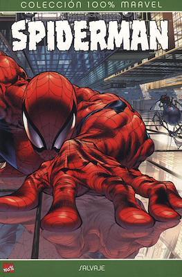 Spiderman: Salvaje. 100% Marvel (2007)