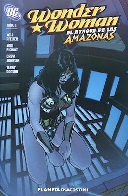 Wonder Woman. El ataque de las Amazonas #1