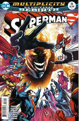 Superman Vol. 4 (2016-2018) (Comic Book) #16
