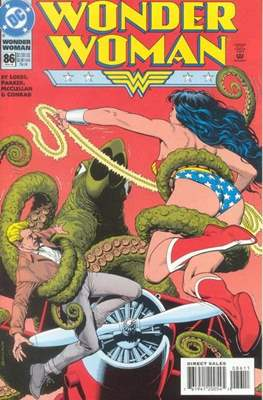 Wonder Woman Vol. 2 (1987-2006) (Comic Book) #86