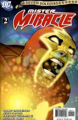Seven Soldiers: Mister Miracle (Comic Book) #2