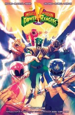 Mighty Morphin Power Rangers (Trade Paperback) #1