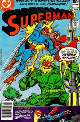 Superman Vol. 1 / Adventures of Superman Vol. 1 (1939-2011) (Comic Book) #358
