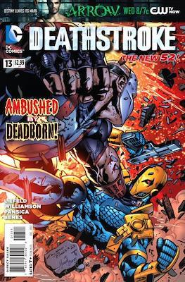 Deathstroke (2011-2013) (Comic Book) #13