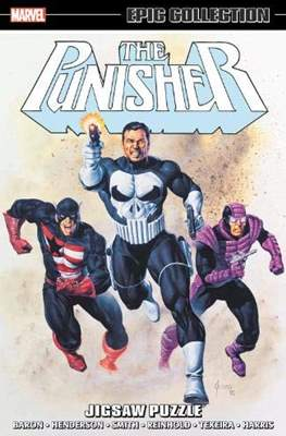 The Punisher - Epic Collection (Softcover) #5
