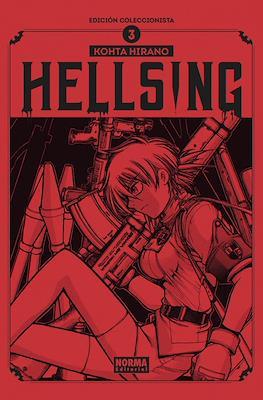 Hellsing - Edición coleccionista (Cartoné 392-200 pp) #3
