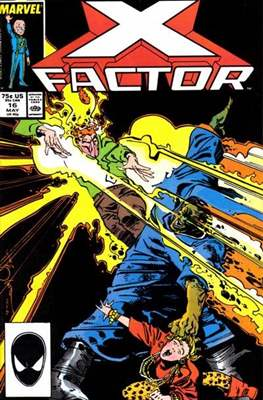 X-Factor Vol. 1 (1986-1998) (Comic Book) #16