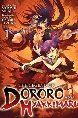 The Legend of Dororo and Hyakkimaru