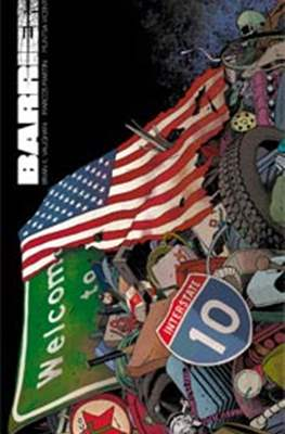 Barrier (Comic Book) #3