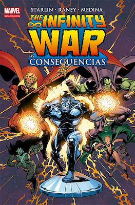 The Infinity War: Las Consecuencias - Marvel Monster Edition