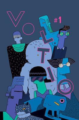 Voltio (Revista de historietas.) #1