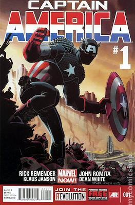 Captain America Vol. 7 (2013-2014) (Comic Book) #1