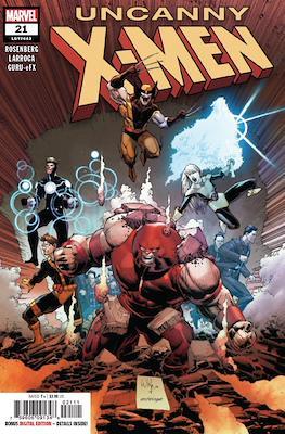 Uncanny X-Men Vol. 5 (2018-) (Comic Book) #21