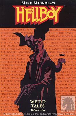 Hellboy Weird Tales (TPB Rústica) #1