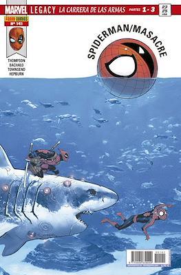 Spiderman Vol. 7 / Spiderman Superior / El Asombroso Spiderman (2006-) (Rústica) #141