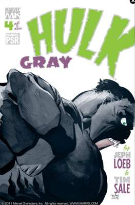 Hulk: Gray (Digital) #4