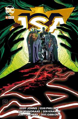 JSA de Geoff Johns (Cartoné) #7