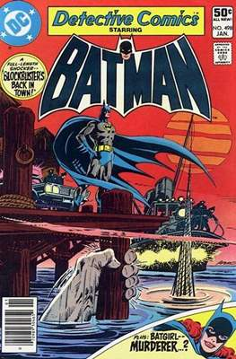 Detective Comics Vol. 1 (1937-2011; 2016-) (Comic Book) #498
