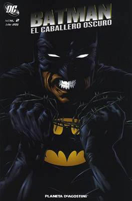 Batman el Caballero Oscuro (segundo coleccionable) (Rústica 192 pp) #2