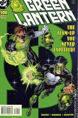 Green Lantern Vol. 2 (1990-2004 Variant Cover) (Comic Book) #100.1