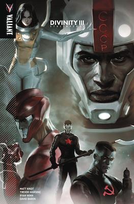 Divinity III: Stalinverse (Comic Book) #1