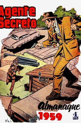 Agente Secreto Almanaque 1959