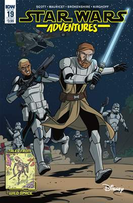 Star Wars Adventures #19