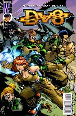 Dv8 (Comic Book) #26