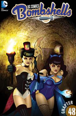 DC Comics: Bombshells (Digital) #48
