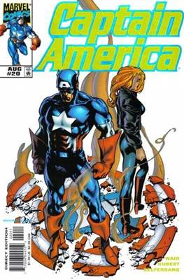 Captain America Vol. 3 (1998-2002) (Comic Book) #20