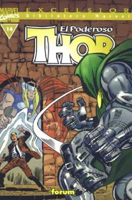 Biblioteca Marvel: El Poderoso Thor (2001-2004) (Rústica 160 pp) #14