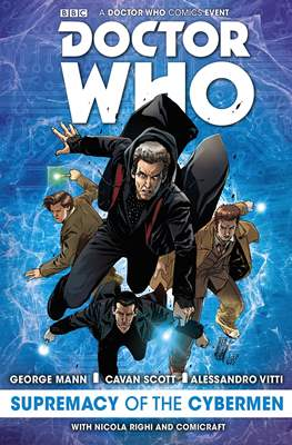 Doctor Who - Supremacy of The Cybermen