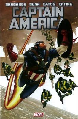 Captain America by Ed Brubaker (Hardcover) #4