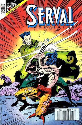 Serval / Wolverine Vol. 1 (Agrafé) #16