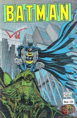 Batman (1987-2002) (Grapa) #124