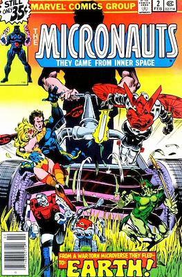 The Micronauts Vol.1 (1979-1984) (Comic Book 32 pp) #2