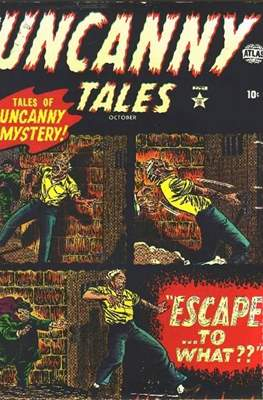 Uncanny Tales #3