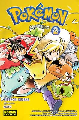 Pokémon (Rústica con solapas) #4