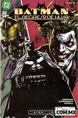 Batman. El regreso de Hush (Rústica) #2