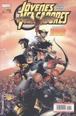 Jóvenes Vengadores Vol. 1 (2006-2007) (Grapa 24 pp) #12
