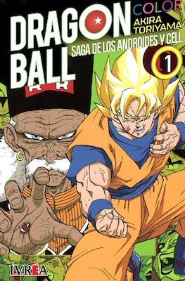 Dragon Ball Color: Saga Androides & Cell