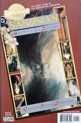 The Sandman (1989-1996 Variant Cover)