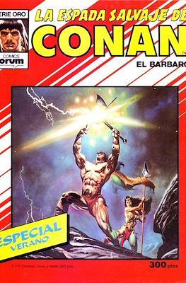 La Espada Salvaje de Conan. Vol 1 (1982-1996). Especiales (Grapa 80 pp) #2