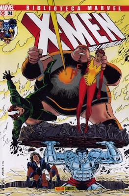 Biblioteca Marvel: X-Men (2006-2008) (Rústica 160 pp) #24