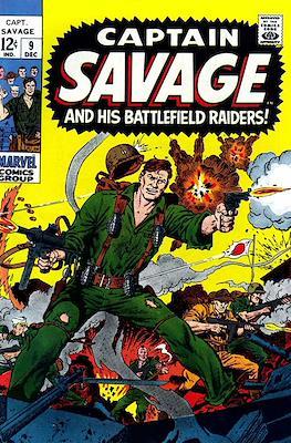 Capt. Savage and his Leatherneck Raiders #9