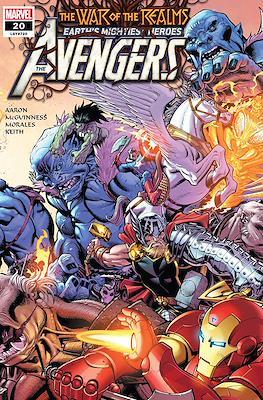 The Avengers Vol. 8 (2018-...) (Comic Book) #20