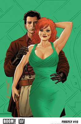 Firefly (Variant Cover) (Comic Book) #10