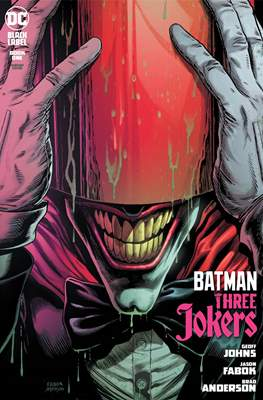 Batman: Three Jokers (Variant Cover) (Comic Book) #1.1