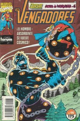 Los Vengadores Vol. 1 (1983-1994) (Grapa) #98